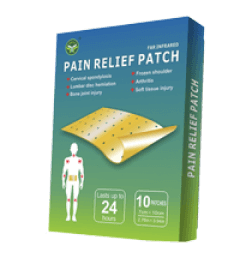 1 Box of Pain Relief Patches (€ 17,95/each)