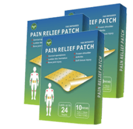 3 Box of Pain Relief Patches ($14.97/each)