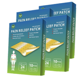 4 Box of Pain Relief Patches ($13.95/each)